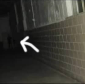 A (supposed) photo of a Shadow Man