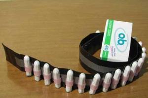 tampon-belt